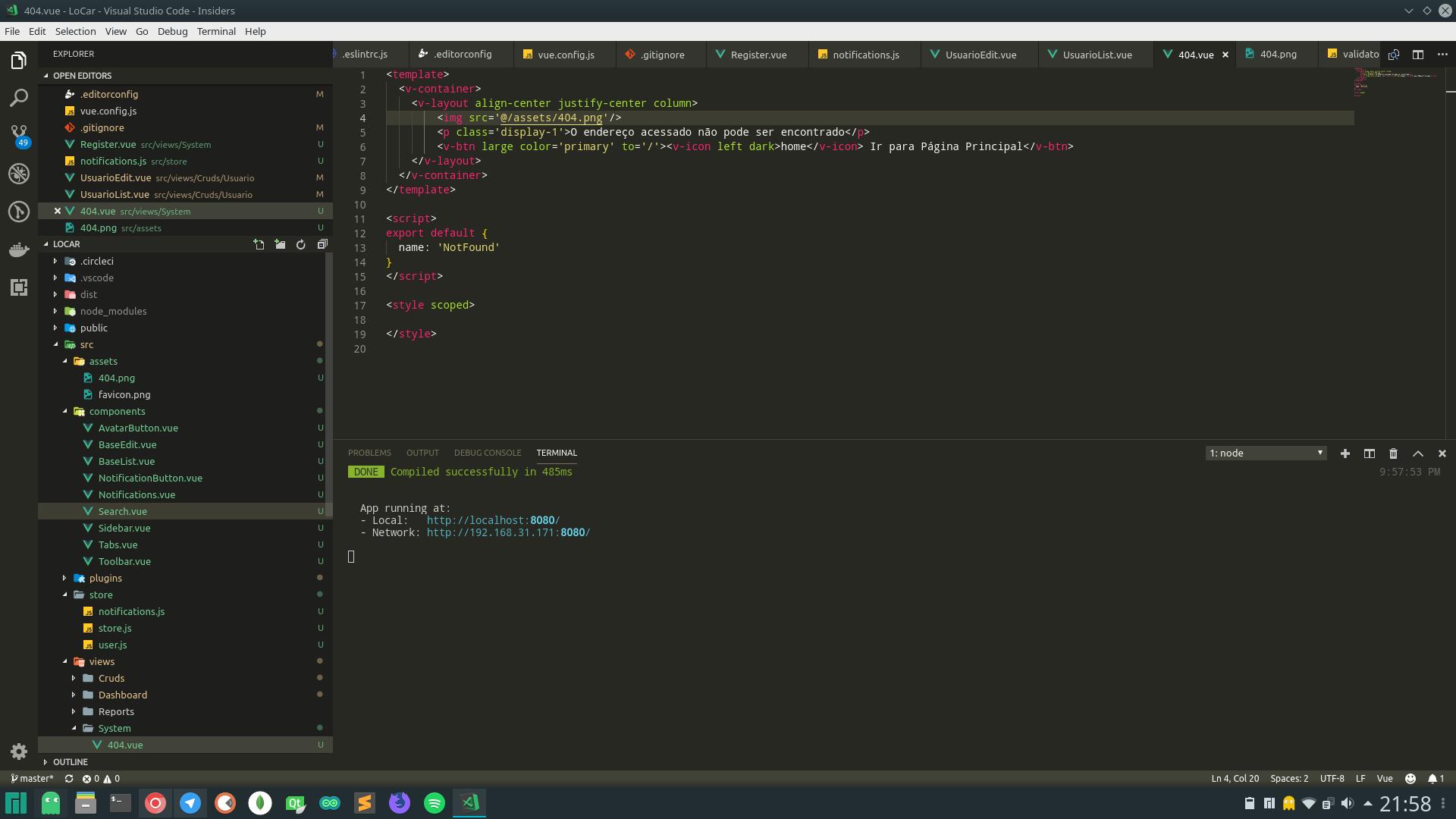 Visual Studio Code - Vscode | Linux - Manjaro/Arch