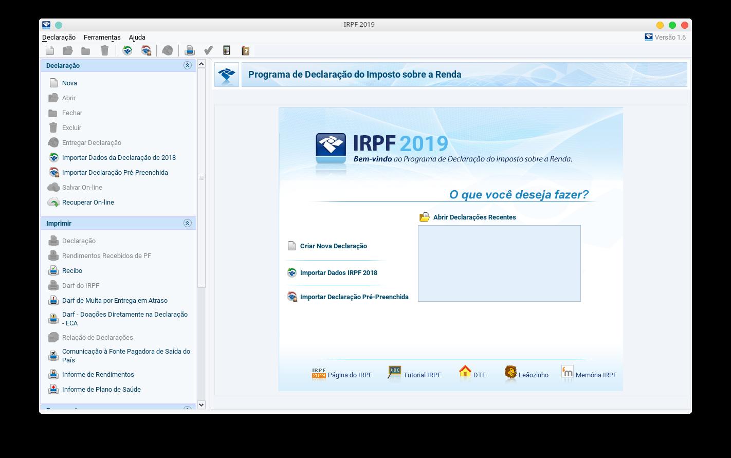 Programa IRPF