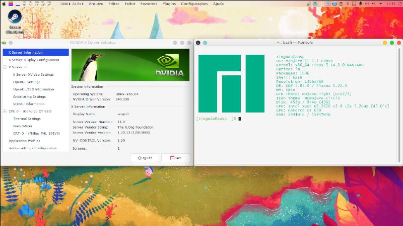 Plasma (KDE)